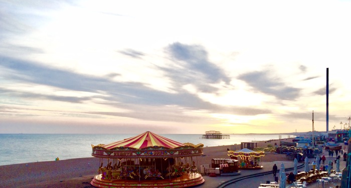 Brighton – up your day!