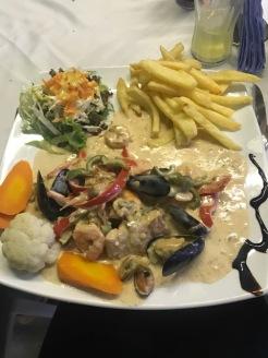 alexandres sea food